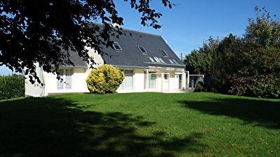 Immobilier saint brieuc a vendre vente acheter ach - Maison moderne avec jardin saint paul ...